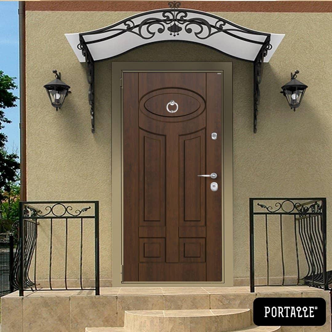 дверь тамбурная Порталле